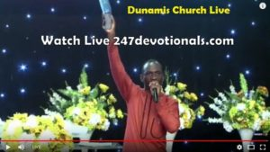 Dunamis Church Live Midweek Service