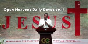 Open Heavens  by Pastor Adeboye