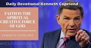 Gloria Copeland Devotional April 12