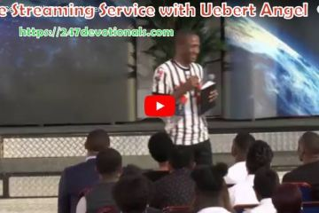 Live Streaming Uebert Angels