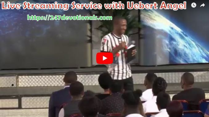 Live Stream Sunday Service with Prophet Uebert Angel