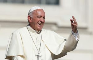 """Pope Francis Says """"Hell Does Not Exist"""" In Italian Interview"""