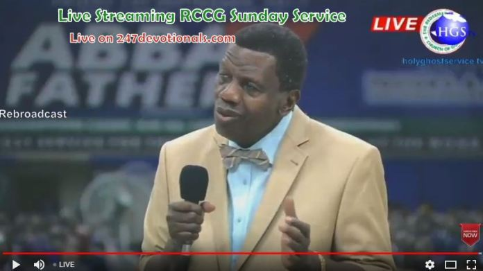 RCCG Live Streaming Service