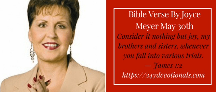 Joyce Meyer Daily Devotional