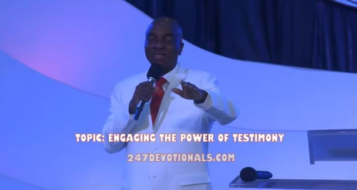 David O Oyedepo messages today