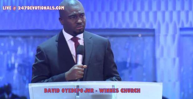 Sunday Sermons David Oyedepo Jnr