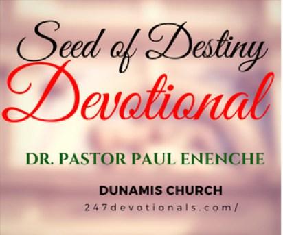 Seed of Destiny