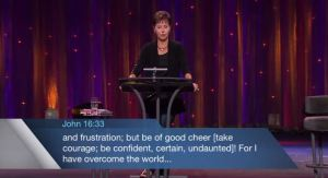 Daily Devo BY Joyce Meyer