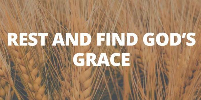 Joseph prince on Grace