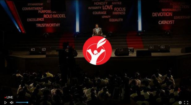 LIVE STREAM DAYSTAR CHURCH