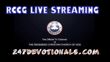 RCCG LIVE STREAMING