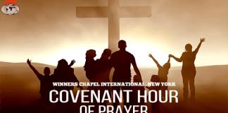 Covenant Hour of Prayer