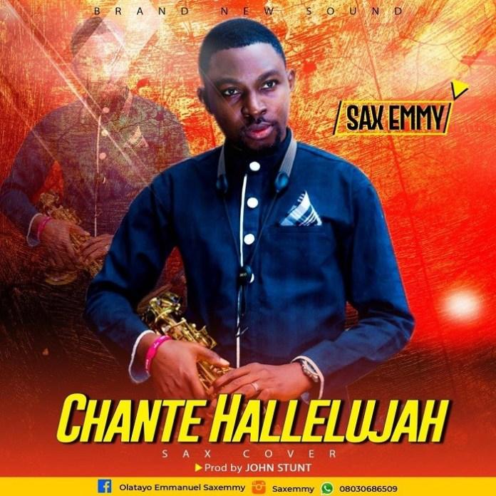 ChanteHallelujah-Saxemmy