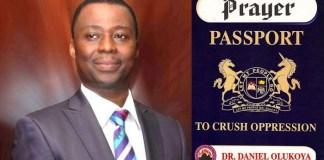 Dr. Daniel Kolawole Olukoya