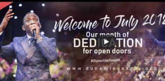 July 18, Seed of Destiny Devotional