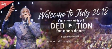 Dunamis Seed Of Destiny