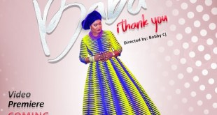 "Gospel Song ""Baba I Thank You"" Video Blessing Akachukwu"