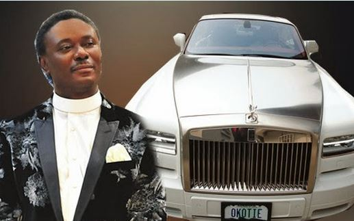Rev Chris Okotie 2019 Presidency