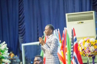 Dunamis INT'L Ministers' FLAMING FIRE CONFERENCE