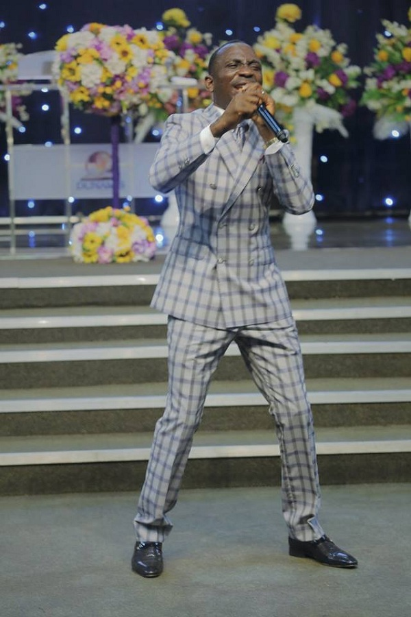 Dr Paul Enenche IMFFC2018 DAY 1 EVENING SESSION