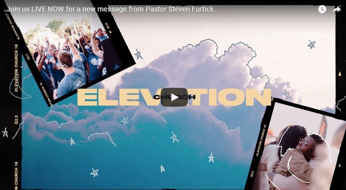 Live Broadcast Elevation Church Online