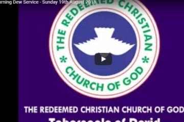 RCCG Live sunday Sunday Services