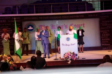 RCCG The Kings Court LAGOS Live Stream