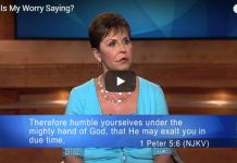 Joyce Meyer teachings