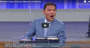 Daddy Kenneth Copeland Live TV
