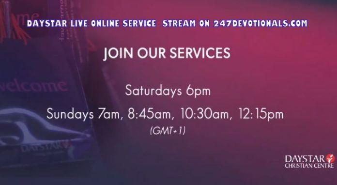 Daystar Live Online Service September