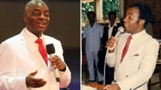 He has come a long way in leading people to God