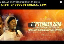 Live Online HEALING AND DELIVERANCE SERVICE Dr Pastor Paul Enenche
