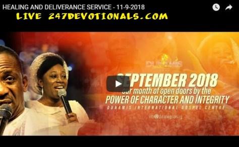Live Online HEALING AND DELIVERANCE SERVICE Dr Pastor Paul Enenche