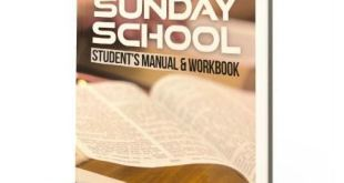 STUDENT MANUAL RCCG SUNDAY SCHOOL