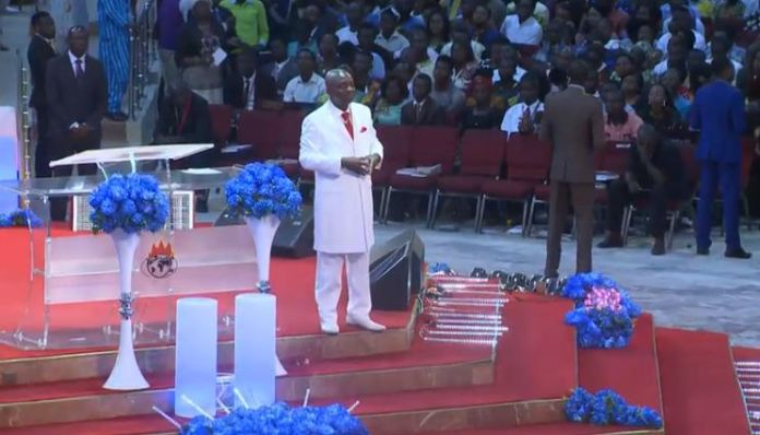 watch bishop David Oyedepo online 247devotionals.com