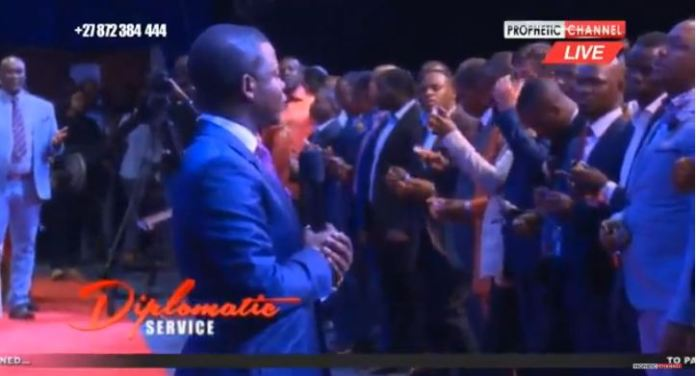 Khesed Favor Diplomatic Service LIVE Bushiri Major 1