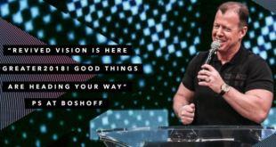 Live Sunday Service Pastor Russel Evans