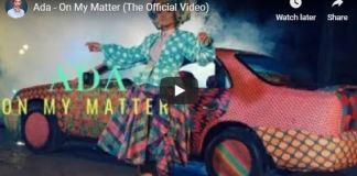 Naija Gospel Song On My Matter by Ada Vidoe+ Lyrics