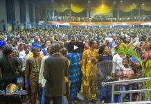 Pastor Paul Enenche OCTOBER 2018 BLESSING SUNDAY