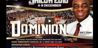 SHILOH 2018 Live broadcast from Canaan Land