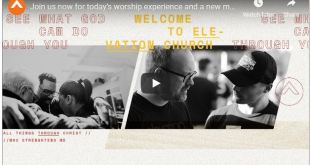 Today's Worship Experience From Elevation Church 247devotionals.com