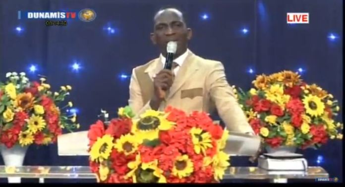 Dr Paul Enenche Live Sunday Service DUNAMIS ABUJA