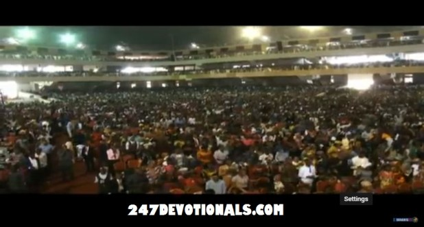Dunamis Church Glory Dome inside pictures