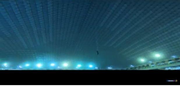 GLORY Dome Roof Dunamis Abuja