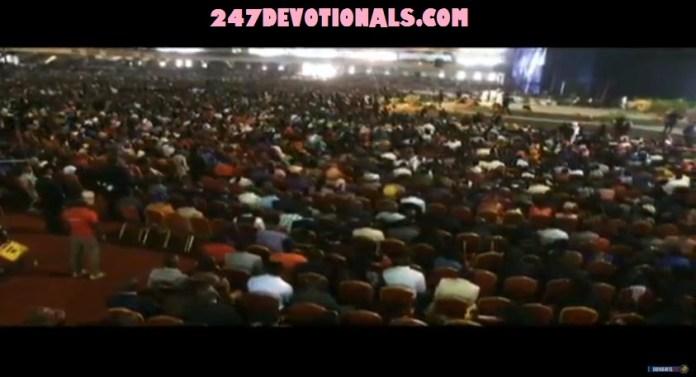 Seat Arrangements Glory Dome Abuja