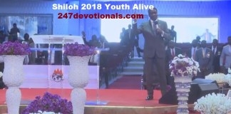 SHILOH 2018 Day Youth Alive Forum