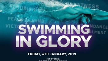 RCCG Holy Ghost Service January 2019 Swimming In Glory