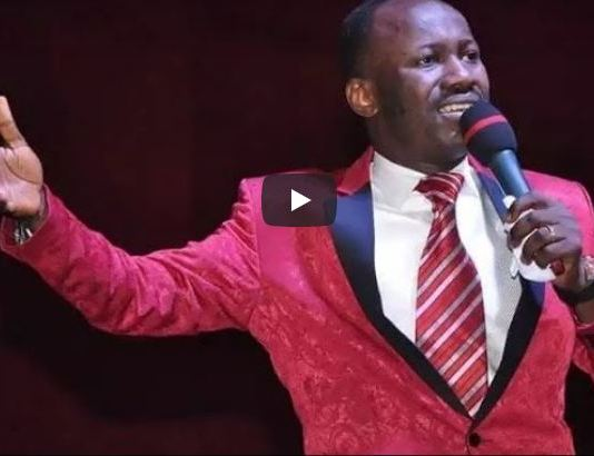 Easter Sunday Service Live with Apostle Johnson Suleman