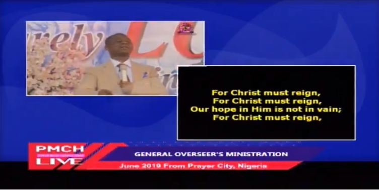 DELIVERANCE FROM THE 7 'S' MINISTERING: DR. D.K OLUKOYA (