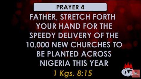Prayer 4 winners prayer 2020